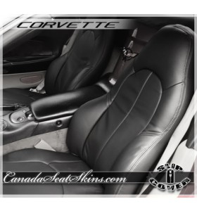 1997 - 2004 Chevrolet Corvette Clazzio Seat Covers