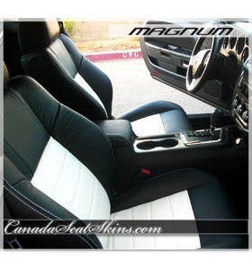 2005 - 2008 Dodge Magnum Katzkin Custom Leather Seats
