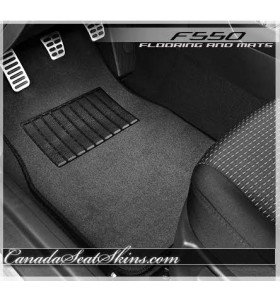1999 - 2007 Ford F-550 Super Duty Replacement Carpet