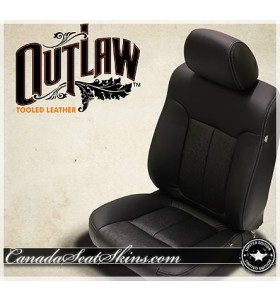 2011 - 2016 Ford F250 F350 Katzkin Outlaw Leather Seats