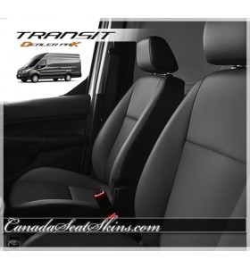 2015 - 2019 Ford Transit Dealer Pak Leather Seats