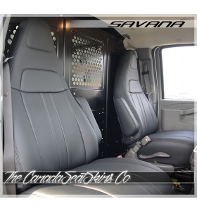 GMC Savana Cargo Commercial Grade Fitted Seat Covers