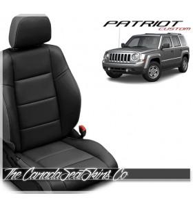 2007 - 2017 Jeep Patriot Katzkin Custom Leather Seat Sale