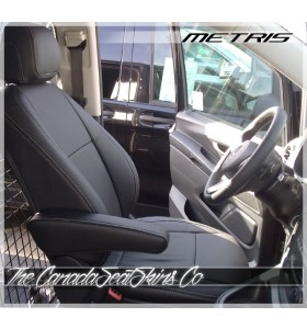 Mercedes Benz Metris Cargo Best Available Commercial Grade Fitted Seat Covers