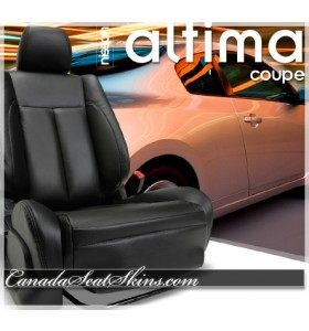 2008 - 2013 Nissan Altima Coupe Katzkin Leather Seats