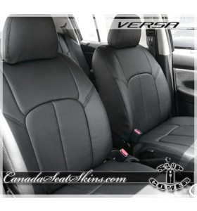 2007 - 2011 Nissan Versa Clazzio Seat Covers