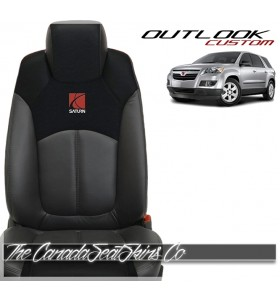 2009 - 2010 Saturn Outlook Katzkin Custom Leather Seat Sale