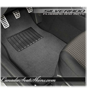 2007 - 2014 Chevrolet Silverado Replacement Carpet