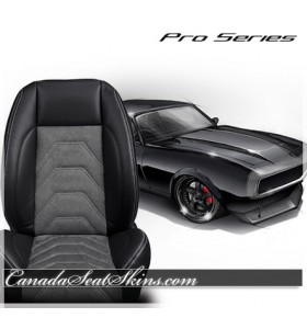 Camaro Sport S Race Bucket Seats