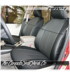 2009 - 2012 Toyota Rav 4 Perfect Fit Clazzio Fitted Seat Covers