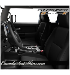 2007 - 2014 Toyota FJ Cruiser Leather Seats