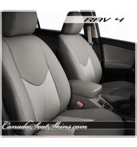 2006 - 2012 Toyota Rav 4 Katzkin Leather Upholstery