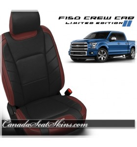 2015 - 2019 F150 Limited Edition Katzkin Leather Seats