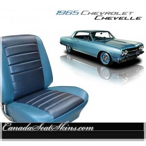 1965 Chevrolet Chevelle Standard Upholstery