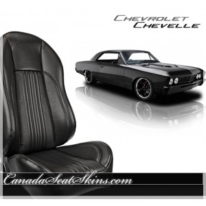 Chevrolet Chevelle Pro Series High Back Bucket Seats