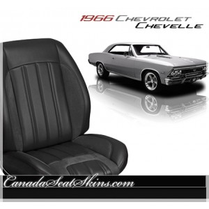 1966 Chevelle Sport R Restomod Seats