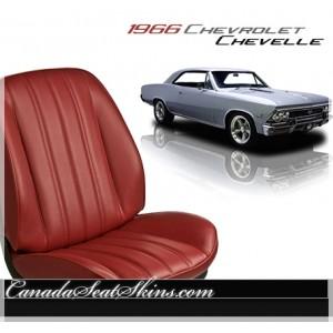196 Chevrolet Chevelle Sport Upholstery
