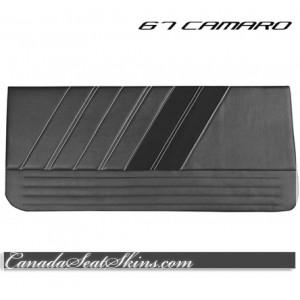 1967 Camaro Custom Restomod Door Panels