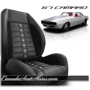 1967 Camaro Sport XR Restomod Seat Kit