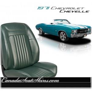 1971 Chevrolet Chevelle Sport Upholstery