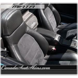 1990 - 1998 Mazda Miata Katzkin Leather Seats