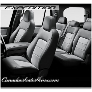 2003 - 2006 Ford Expedition Katzkin Leather Seats