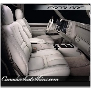 1999 - 2001 Cadillac Escalade Katzkin Leather Seats