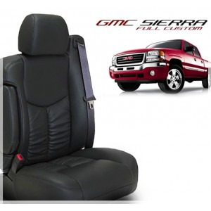 1999 - 2006 GMC Sierra Katzkin Leather Seats
