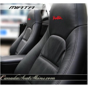 1999 - 2005 Mazda Miata Katzkin Leather Seats