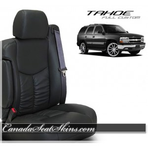 2000 - 2006 Chevrolet Tahoe Katzkin Leather Seats