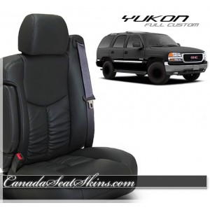 2000 - 2006 GMC Yukon Katzkin Leather Seats