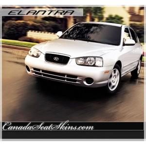 2001 - 2006 Hyundai Elantra Katzkin Leather Seats