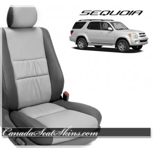 2001 - 2007 Toyota Sequoia Leather Seats