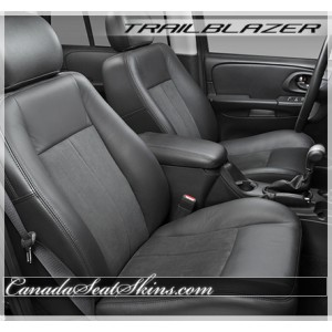 Trailblazer Katzkin Leather Seats
