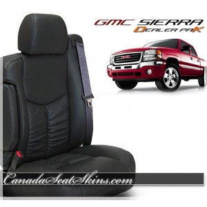 2003 - 2006 GMC Sierra Replacement Leather Seat Upholstery Kits