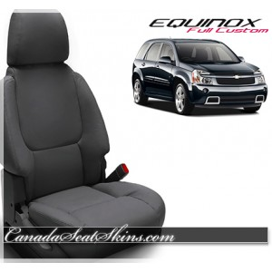 2005 - 2009 Chevrolet Equinox Custom Katzkin Leather Seats