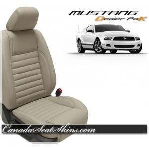 2005 - 2014 Ford Mustang Leather Seats