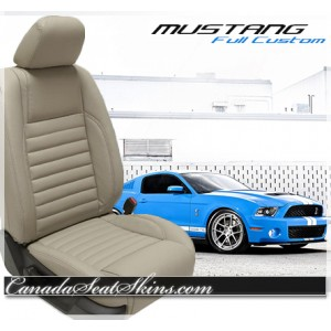 2005 - 2014 Ford Mustang Katzkin Custom Leather