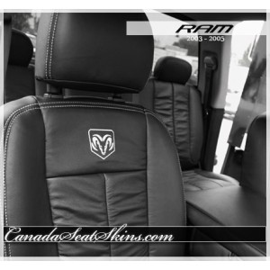 2003 - 2005 Dodge Ram Leather Seats
