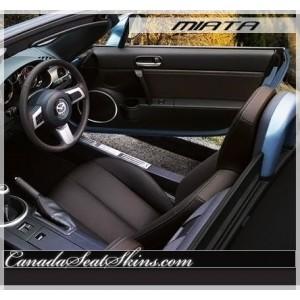 2006 - 2008 Mazda Miata Katzkin Leather Seats