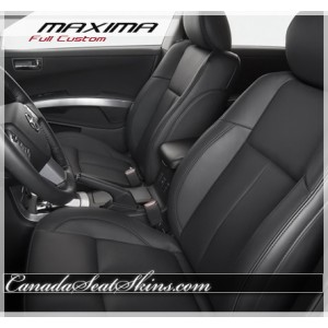 2007-2008 Nissan Maxima Leather Interiors