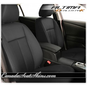 2007 - 2012 Nissan Altima Dealer Pak Leather Kits