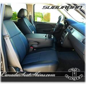 2007 - 2014 Chevrolet Suburban Clazzio Seat Covers