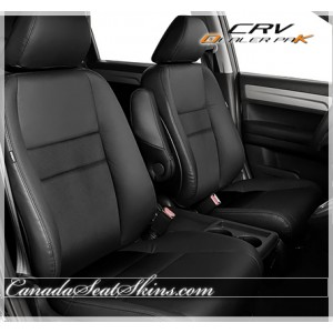 2007 - 2011 Honda CRV Leather Seats Promotion