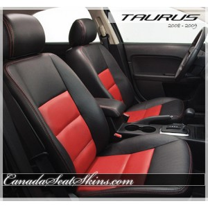 2008 - 2009 Ford Taurus Katzkin Custom Leather Seats
