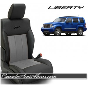 2008 - 2012 Jeep Liberty Katzkin Leather Seats