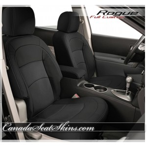 2008 - 2013 Nissan Rogue Katzkin Leather Seats