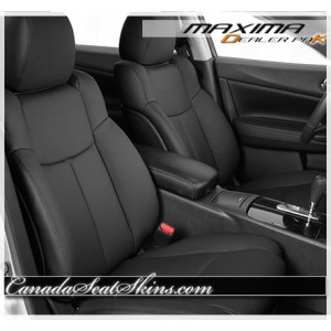 2009 - 2014 Nissan Maxima Dealer Leather Kit