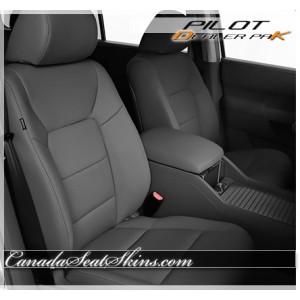 2009 - 2015 Honda Pilot Leather Upholstery Promotion