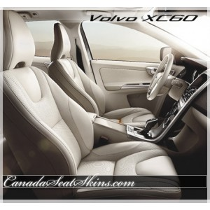 2010 - 2014 Volvo XC60 Katzkin Leather Seats